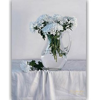 Vitalwalls Still Life Painting Canvas Art Print. Static-176-45cm