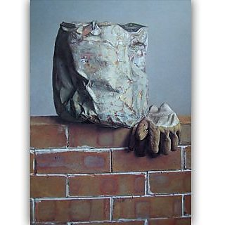 Vitalwalls Still Life Painting Canvas Art Print. Static-276-45cm