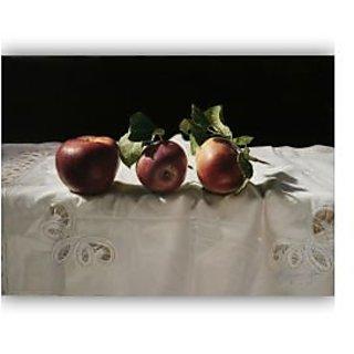 Vitalwalls Still Life Painting Canvas Art Print, Wooden Frame. Static-291-F-60cm