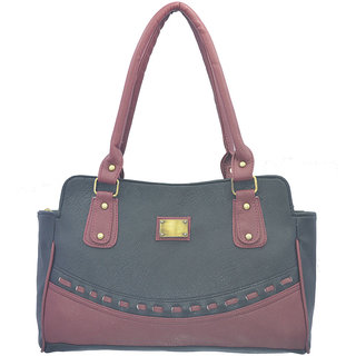 Lady queen brown casual bag