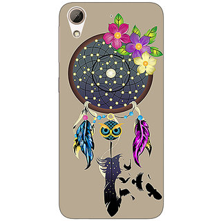1 Crazy Designer Dream Catcher  Back Cover Case For HTC Desire 626S C950196