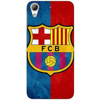 1 Crazy Designer Barcelona Back Cover Case For HTC Desire 626S C950537