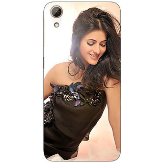 1 Crazy Designer Bollywood Superstar Shruti Hassan Back Cover Case For HTC Desire 626S C951067