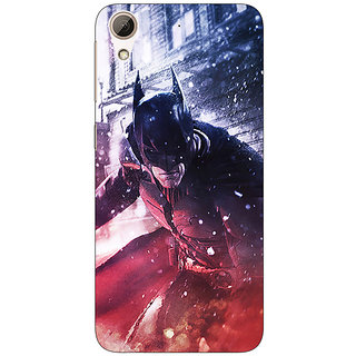 1 Crazy Designer Superheroes Batman Dark knight Back Cover Case For HTC Desire 626S C950020