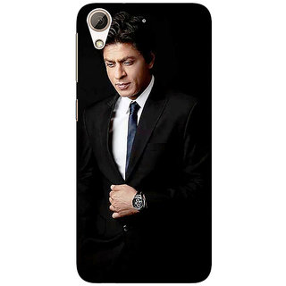 1 Crazy Designer Bollywood Superstar Shahrukh Khan Back Cover Case For HTC Desire 626S C950926