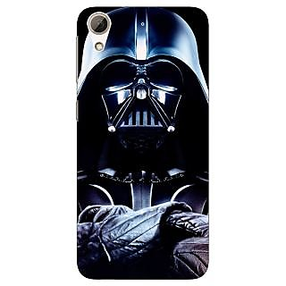 1 Crazy Designer Star Wars Darth Vader Back Cover Case For HTC Desire 728 Dual Sim C980875