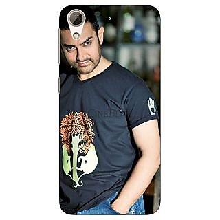 1 Crazy Designer Bollywood Superstar Aamir Khan Back Cover Case For HTC Desire 728 Dual Sim C980918