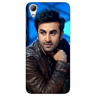 1 Crazy Designer Bollywood Superstar Ranbir Kapoor Back Cover Case For HTC Desire 728 Dual Sim C980923