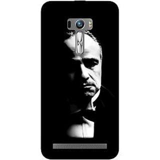 1 Crazy Designer The Godfather Back Cover Case For Asus Zenfone Selfie C990348