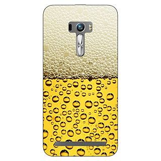 1 Crazy Designer Beer Back Cover Case For Asus Zenfone Selfie C990681
