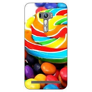 1 Crazy Designer Candies Back Cover Case For Asus Zenfone Selfie C990688