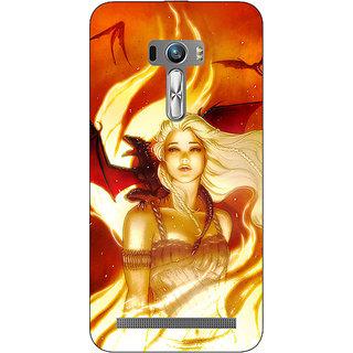 1 Crazy Designer Game Of Thrones GOT House Targaryen  Back Cover Case For Asus Zenfone Selfie C990146