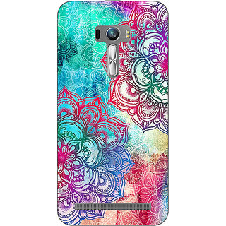 1 Crazy Designer Hot Doodle Pattern Back Cover Case For Asus Zenfone Selfie C990210