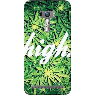 1 Crazy Designer Weed Marijuana Back Cover Case For Asus Zenfone Selfie C990493