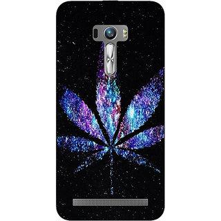 1 Crazy Designer Weed Marijuana Back Cover Case For Asus Zenfone Selfie C990494