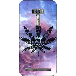 1 Crazy Designer Weed Marijuana Back Cover Case For Asus Zenfone Selfie C990495