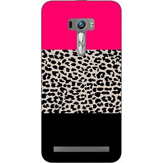1 Crazy Designer Leopard Pattern  Back Cover Case For Asus Zenfone Selfie C990775
