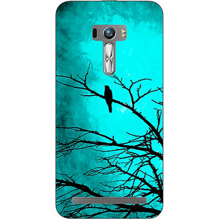 1 Crazy Designer Moonlight Back Cover Case For Asus Zenfone Selfie C990777