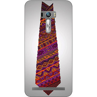 1 Crazy Designer Tribal Tie Back Cover Case For Asus Zenfone Selfie C990778