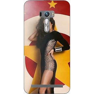 1 Crazy Designer Bollywood Superstar Katrina Kaif Back Cover Case For Asus Zenfone Selfie C990986