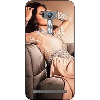 1 Crazy Designer Bollywood Superstar Nargis Fakhri Back Cover Case For Asus Zenfone Selfie C991010
