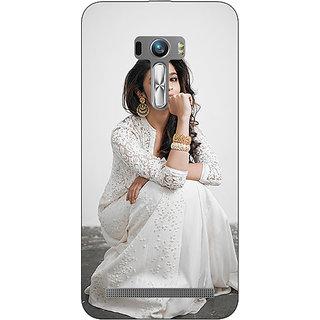 1 Crazy Designer Bollywood Superstar Alia Bhatt Back Cover Case For Asus Zenfone Selfie C991025