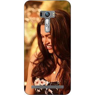 1 Crazy Designer Bollywood Superstar Deepika Padukone Back Cover Case For Asus Zenfone Selfie C991032