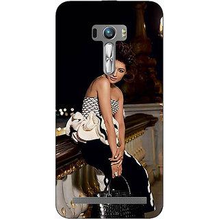 1 Crazy Designer Bollywood Superstar Chitrangada Singh Back Cover Case For Asus Zenfone Selfie C991036