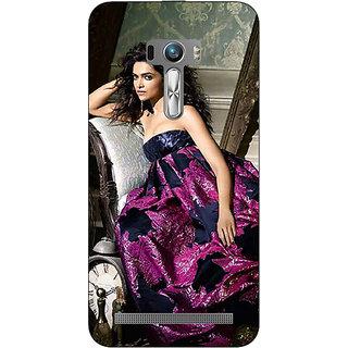 1 Crazy Designer Bollywood Superstar Deepika Padukone Back Cover Case For Asus Zenfone Selfie C991037