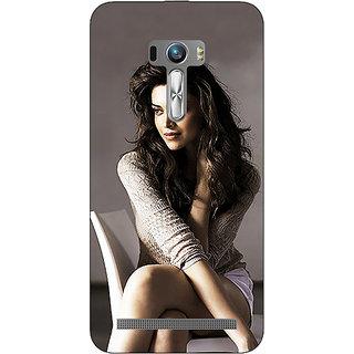 1 Crazy Designer Bollywood Superstar Deepika Padukone Back Cover Case For Asus Zenfone Selfie C991038