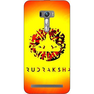 1 Crazy Designer Rudraksha Back Cover Case For Asus Zenfone Selfie C991264