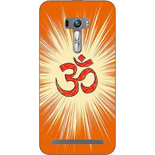 1 Crazy Designer OM Back Cover Case For Asus Zenfone Selfie C991283