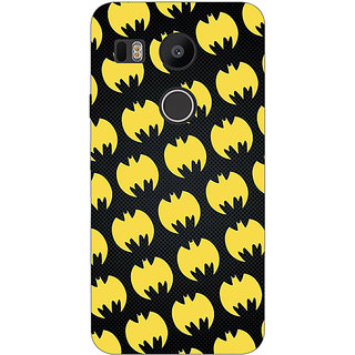 1 Crazy Designer Superheroes Batman Dark knight Back Cover Case For LG Google Nexus 5X C1010012