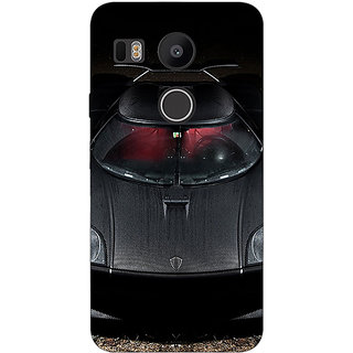 1 Crazy Designer Super Car Koenigsegg Back Cover Case For LG Google Nexus 5X C1010622