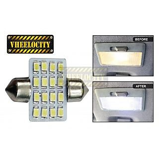 16 LED SMD Car Dome Ceiling Roof Interior Reading Light For all Cars