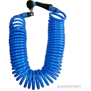 COIL-HOSE-SET-CAR-WASH-GARDEN-TOOLS-WATER-HOSE-50-FEET-BRAIDED-HEAVY-DUTY