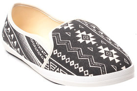 Nell Black Casual Shoes