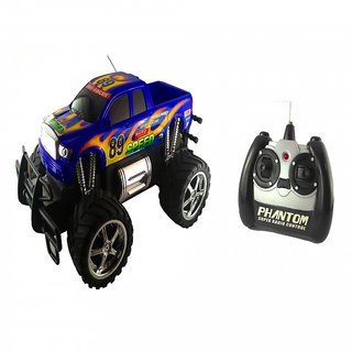 High Power Big Wheel Remote Control Monster Truck Car