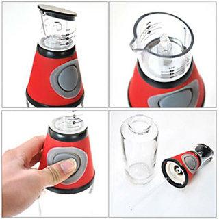 500 ml Oil Vinegar Press  Measure Kitchen Glass Bottle Dispenser
