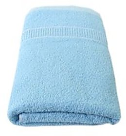 Super Soft 100 Egyptian Cotton Light Blue Bath Towel