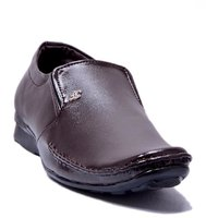At Classic Men's Brown Formal Shoes