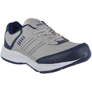 ORBIT SPORTS RUNNING SHOES FOR MENS 2010 GREY N.BLUE