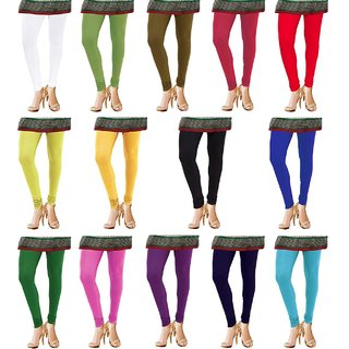 TBZ Viscose Lycra Womens Leggings