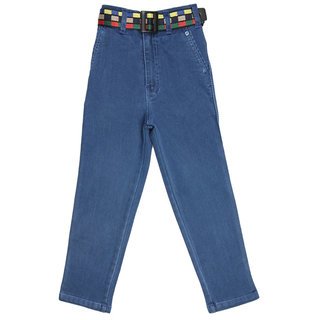 Magic Attitude Blue Jeans blue in color material cotton