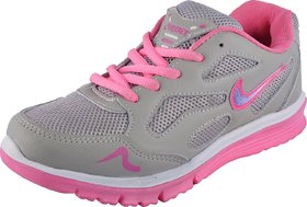 Orbit Women's Pink Sports Shoes