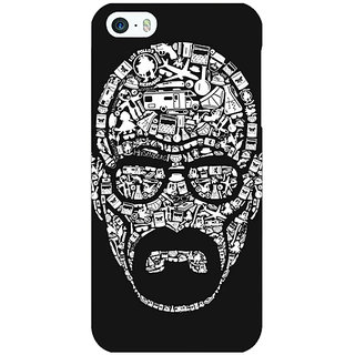 Absinthe Breaking Bad Heisenberg Back Cover Case For Apple iPhone 5c