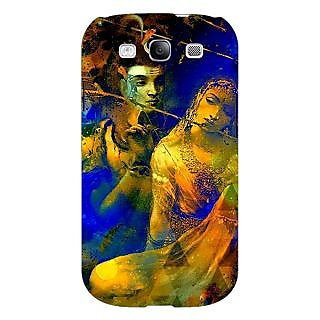 Absinthe Mahadev Shiv Shankar Bholenath Parvati Back Cover Case For Samsung Galaxy S3