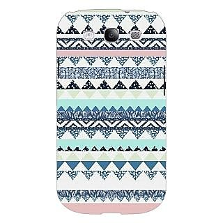 Absinthe Aztec Girly Tribal Back Cover Case For Samsung Galaxy S3