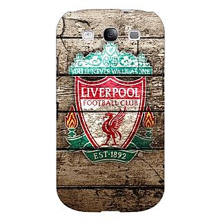 Absinthe Liverpool Back Cover Case For Samsung Galaxy S3