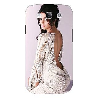 Absinthe Bollywood Superstar Alia Bhatt Back Cover Case For Samsung Galaxy S3